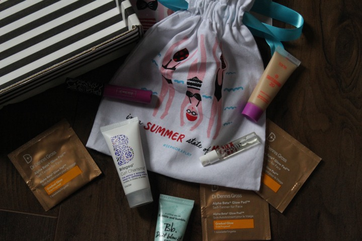 June '17 Sephora Play Unboxing & Review
