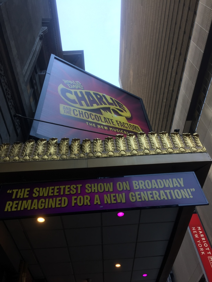 Broadway Babies: Charlie and the Chocolate Factory