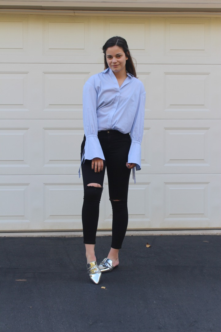 Treasure & Bond x Something Navy: Review and OOTD