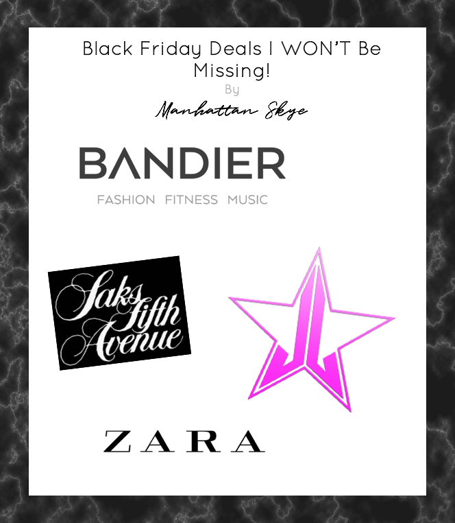 Black Friday Deals I Won't Be Missing!