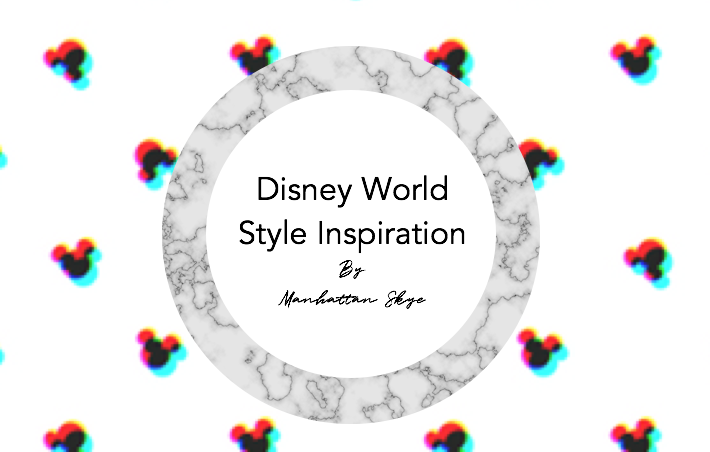 Disney Designs: Fashion Inspiration for Your Next Vacation