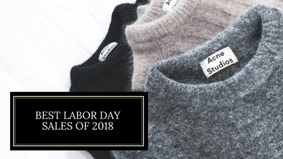 My Top 6 Labor Day Weekend Sales