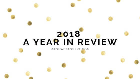 2018: A Year in Review